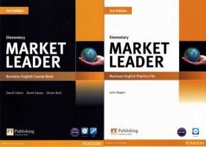 Elementary Market Leader, 3rd Edition, Course Book e Practice File