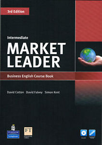 Intermediate Market Leader, 3rd Edition, Course Book